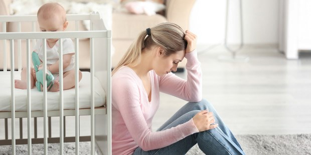 Le burn-out des mères de multiples