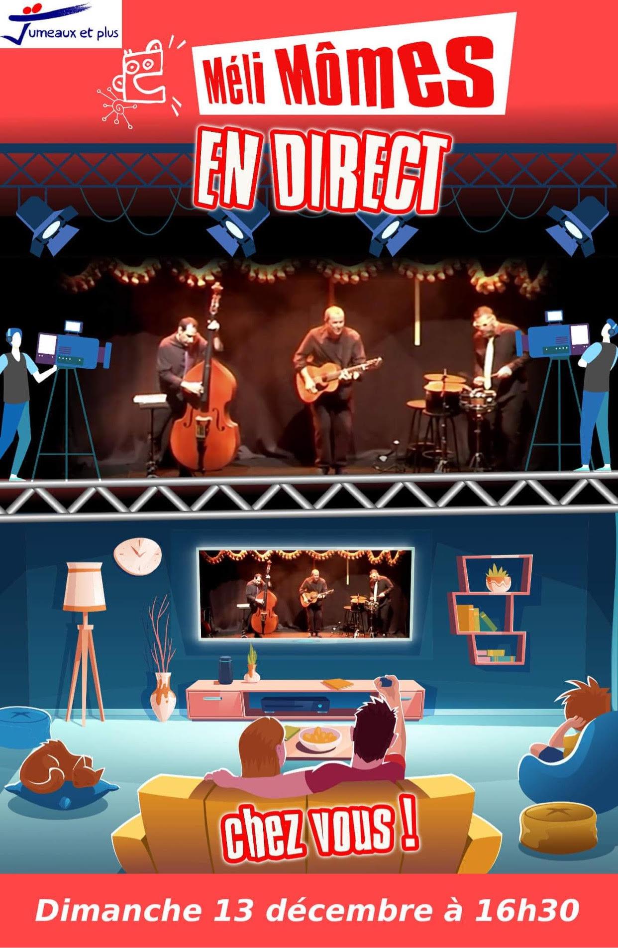 Concert des Méli-Mômes